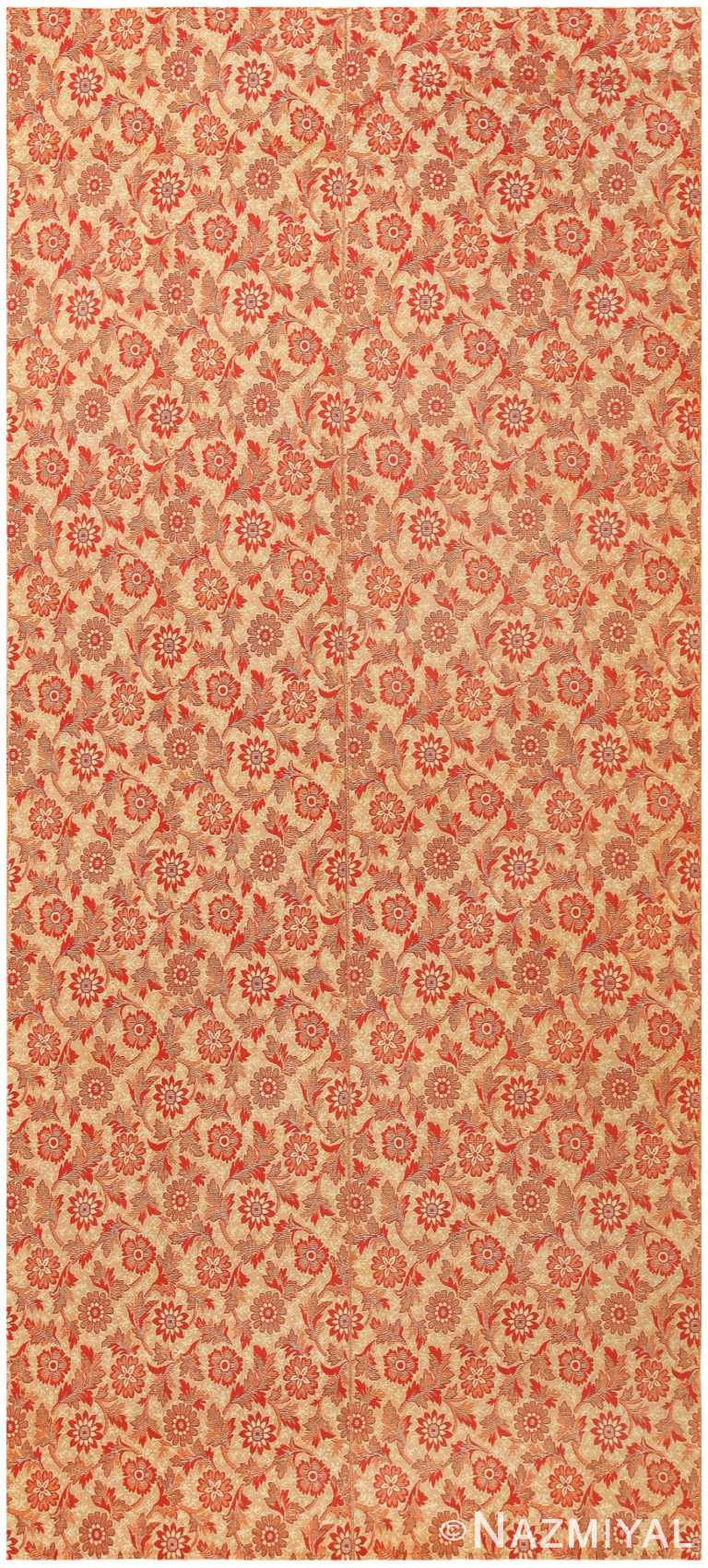 Antique American Ingrain Carpet 50285 Nazmiyal