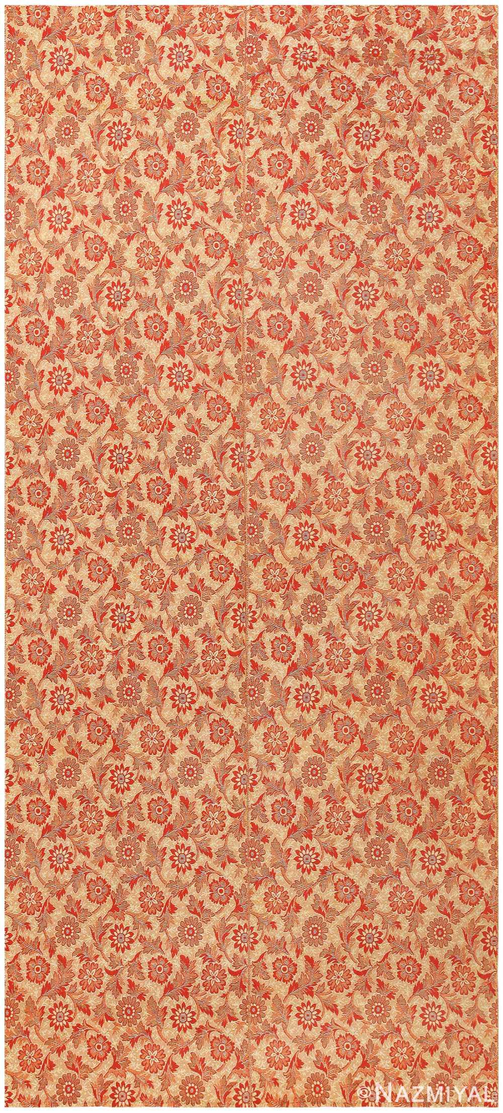 Antique American Ingrain Carpet 50285 Nazmiyal