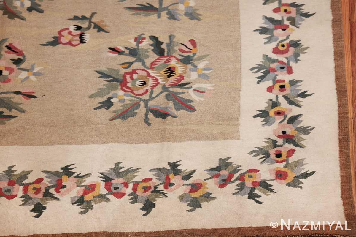 antique besserabian kilim 50284 corner Nazmiyal