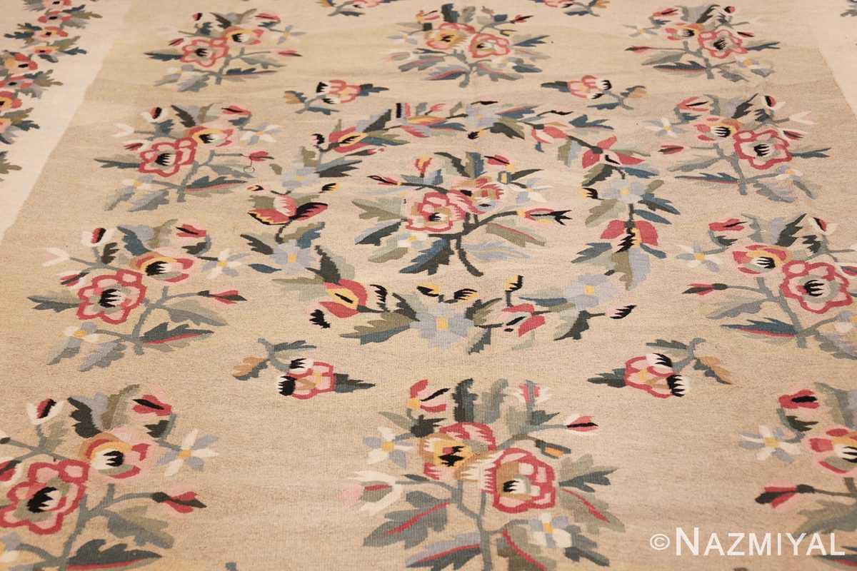 antique besserabian kilim 50284 field Nazmiyal