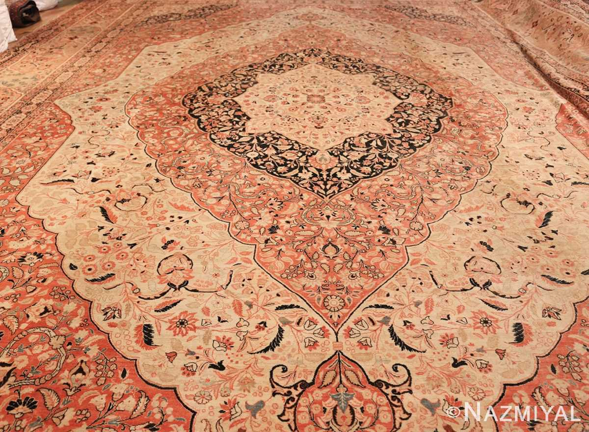 antique oversized tabriz persian carpet by haji jalili 50262 whole Nazmiyal