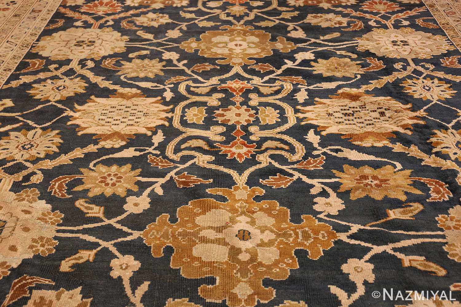 antique persian large scale ziegler sultanabad carpet 50198 middle Nazmiyal