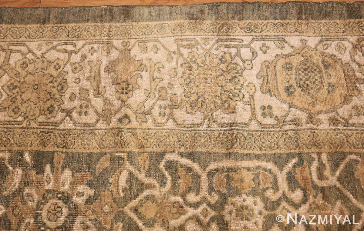 antique persian large size sultanabad rug 48550 border Nazmiyal