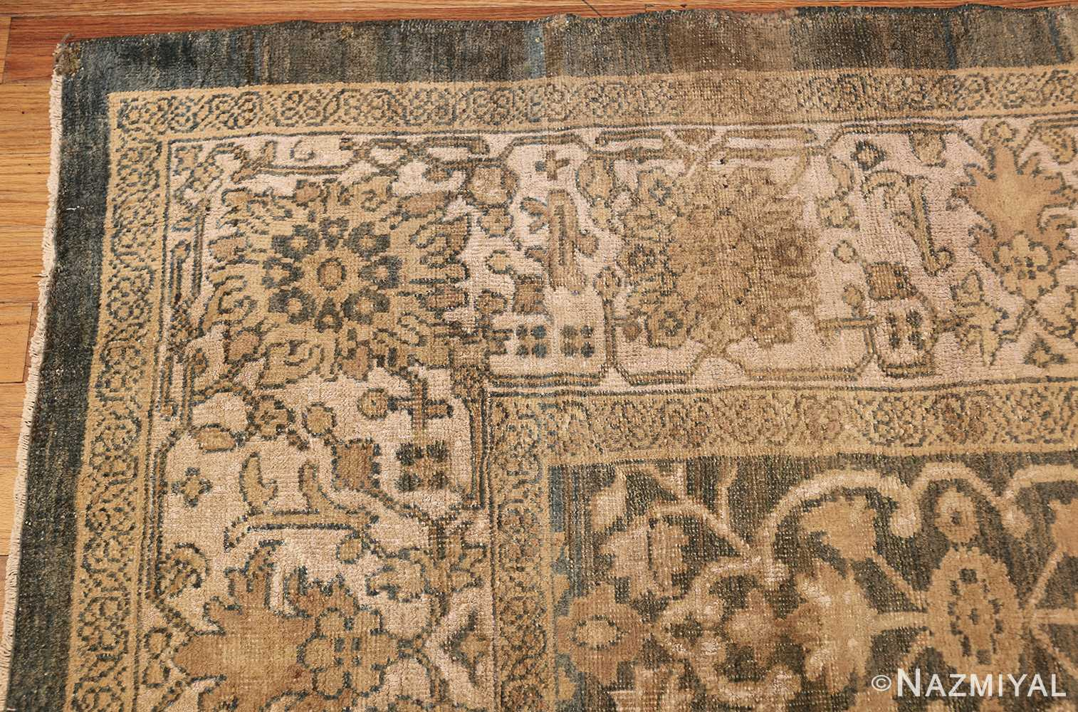 antique persian large size sultanabad rug 48550 corner Nazmiyal