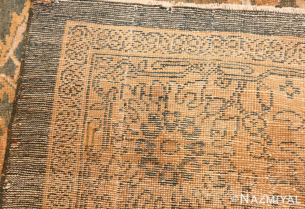 antique persian large size sultanabad rug 48550 weave Nazmiyal