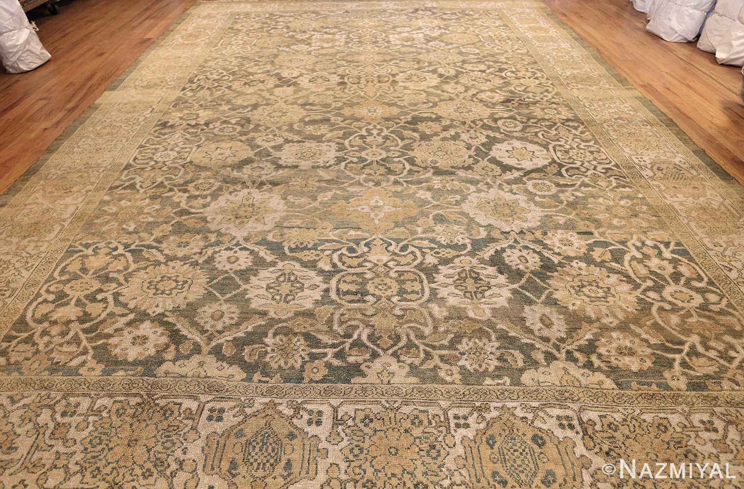 antique persian large size sultanabad rug 48550 whole Nazmiyal