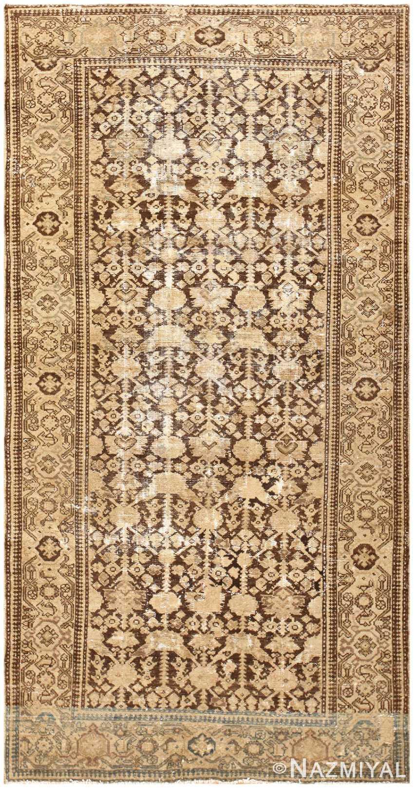 Antique Persian Malayer Carpet 50196 Nazmiyal