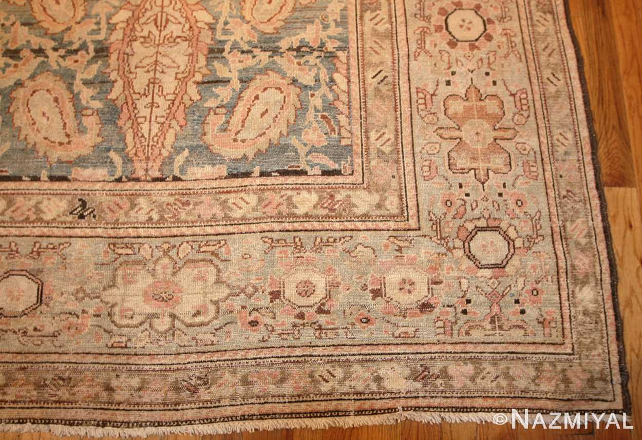 antique persian malayer carpet 50232 corner Nazmiyal