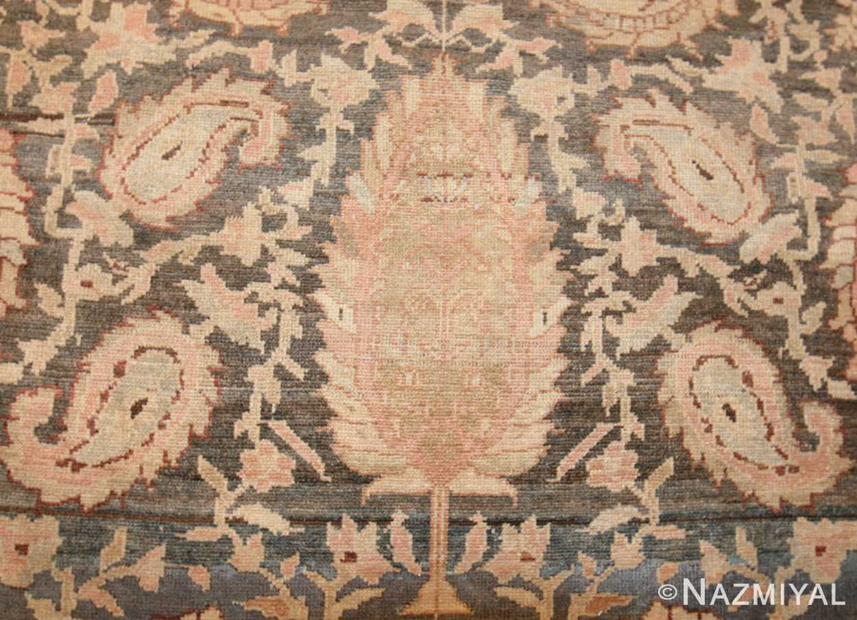 antique persian malayer carpet 50232 field Nazmiyal