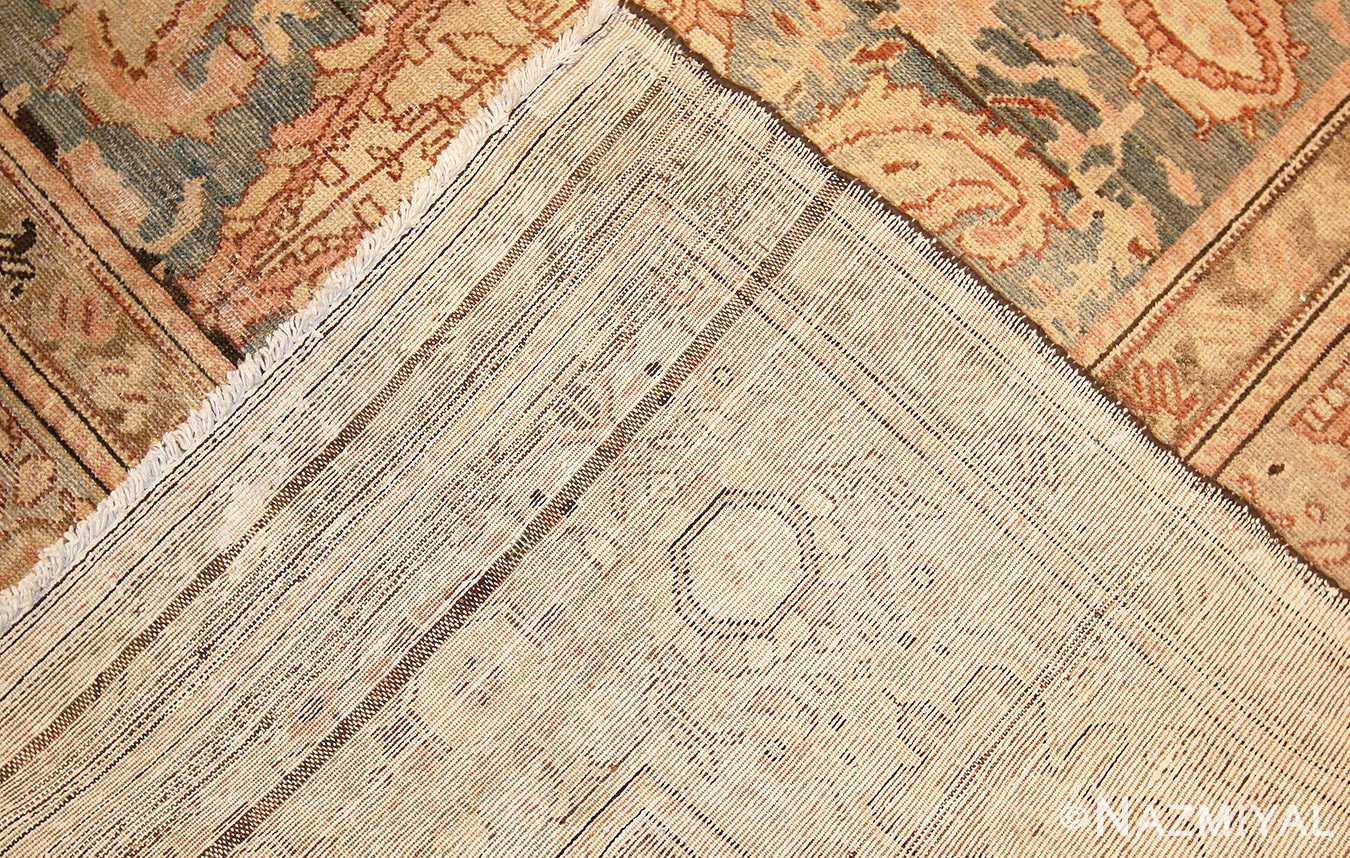 antique persian malayer carpet 50232 weave Nazmiyal