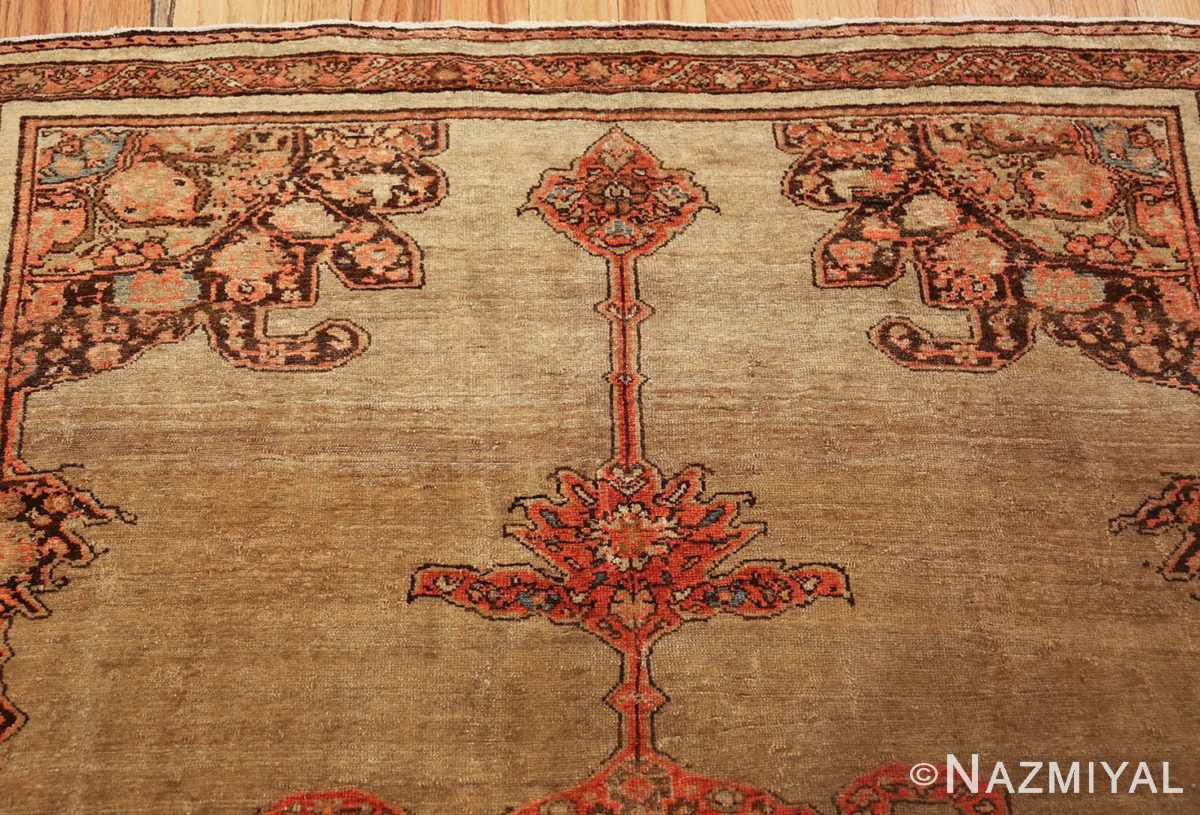 antique persian malayer carpet 50247 top Nazmiyal