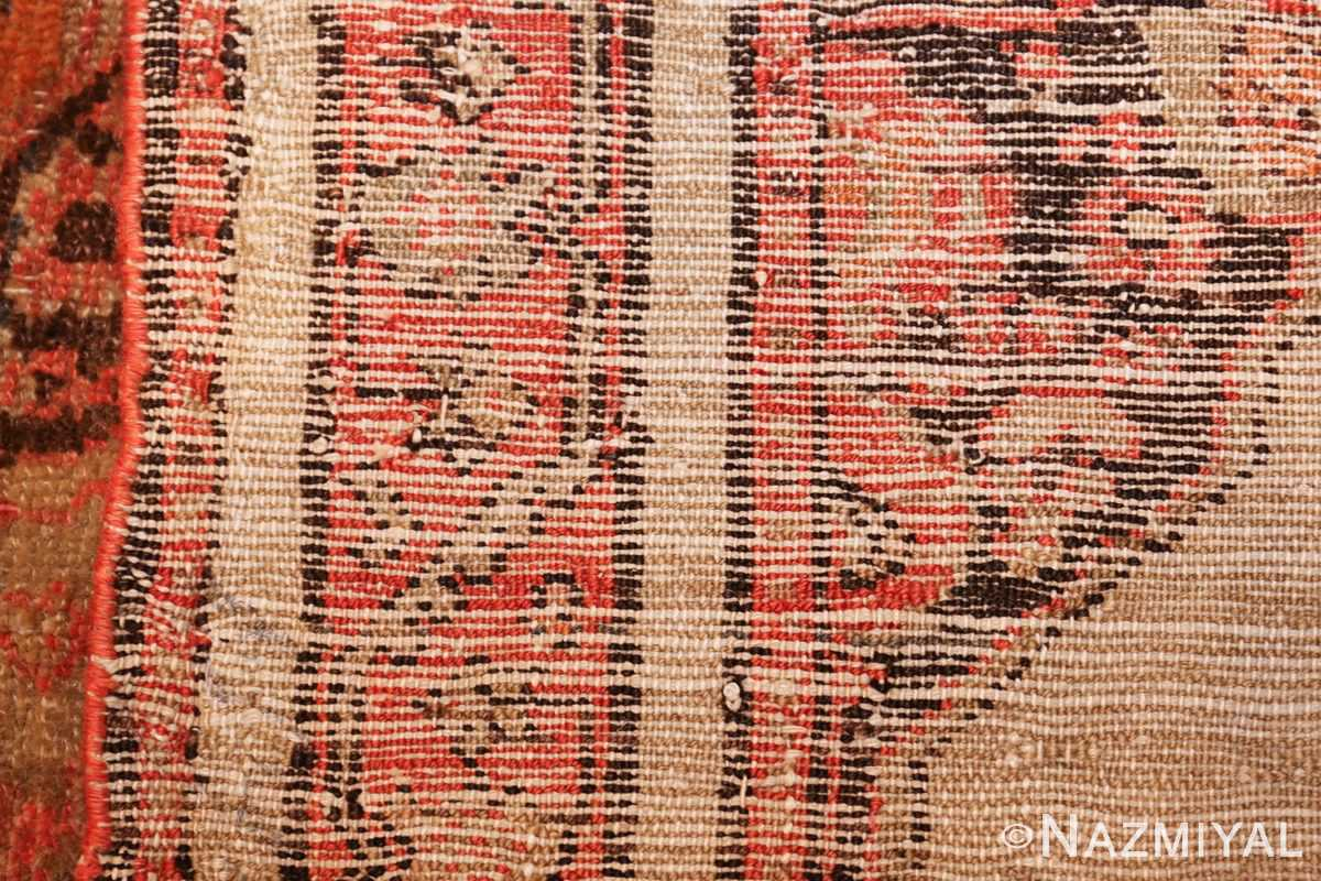 antique persian malayer carpet 50247 weave Nazmiyal