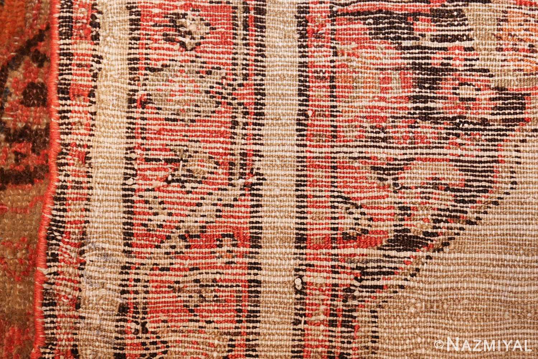antique persian malayer carpet 50247 weave Nazmiyal