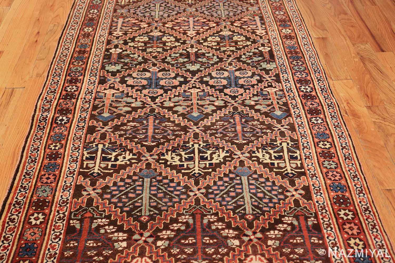antique persian shrub design bidjar carpet 50267 middle Nazmiyal