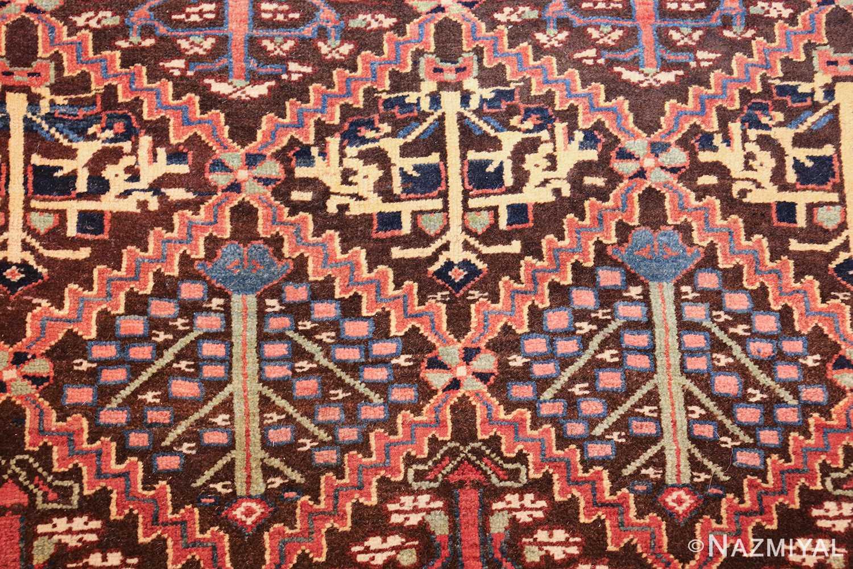 antique persian shrub design bidjar carpet 50267 trio Nazmiyal