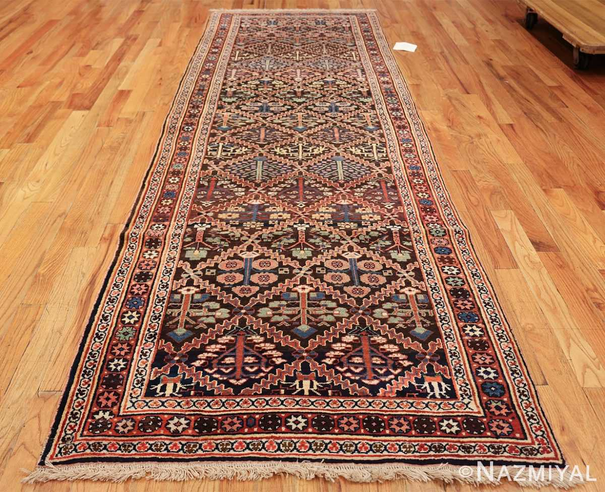 antique persian shrub design bidjar carpet 50267 whole Nazmiyal