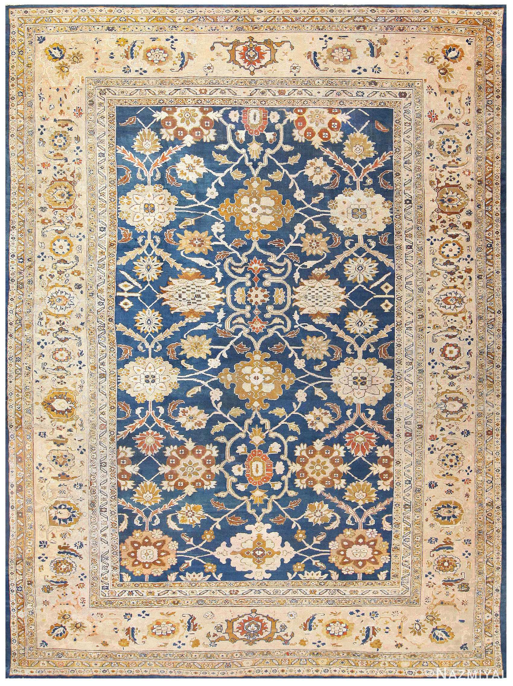 Antique Persian Sultanabad Carpet by Ziegler 50198