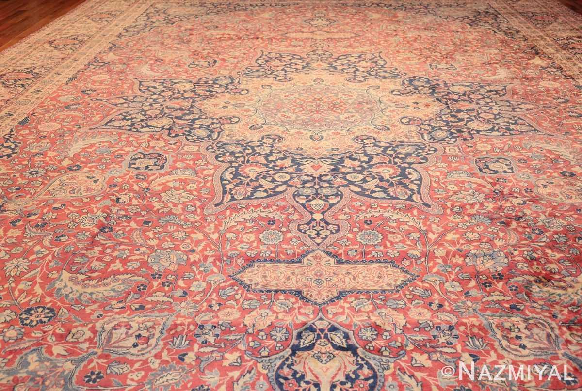 antique persian tabriz carpet 50313 full Nazmiyal