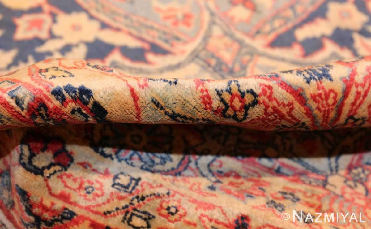 antique persian tabriz carpet 50313 pile Nazmiyal