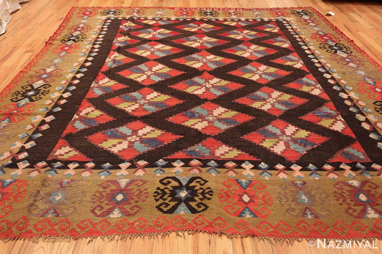 antique room sized besserabian carpet 50187 whole Nazmiyal