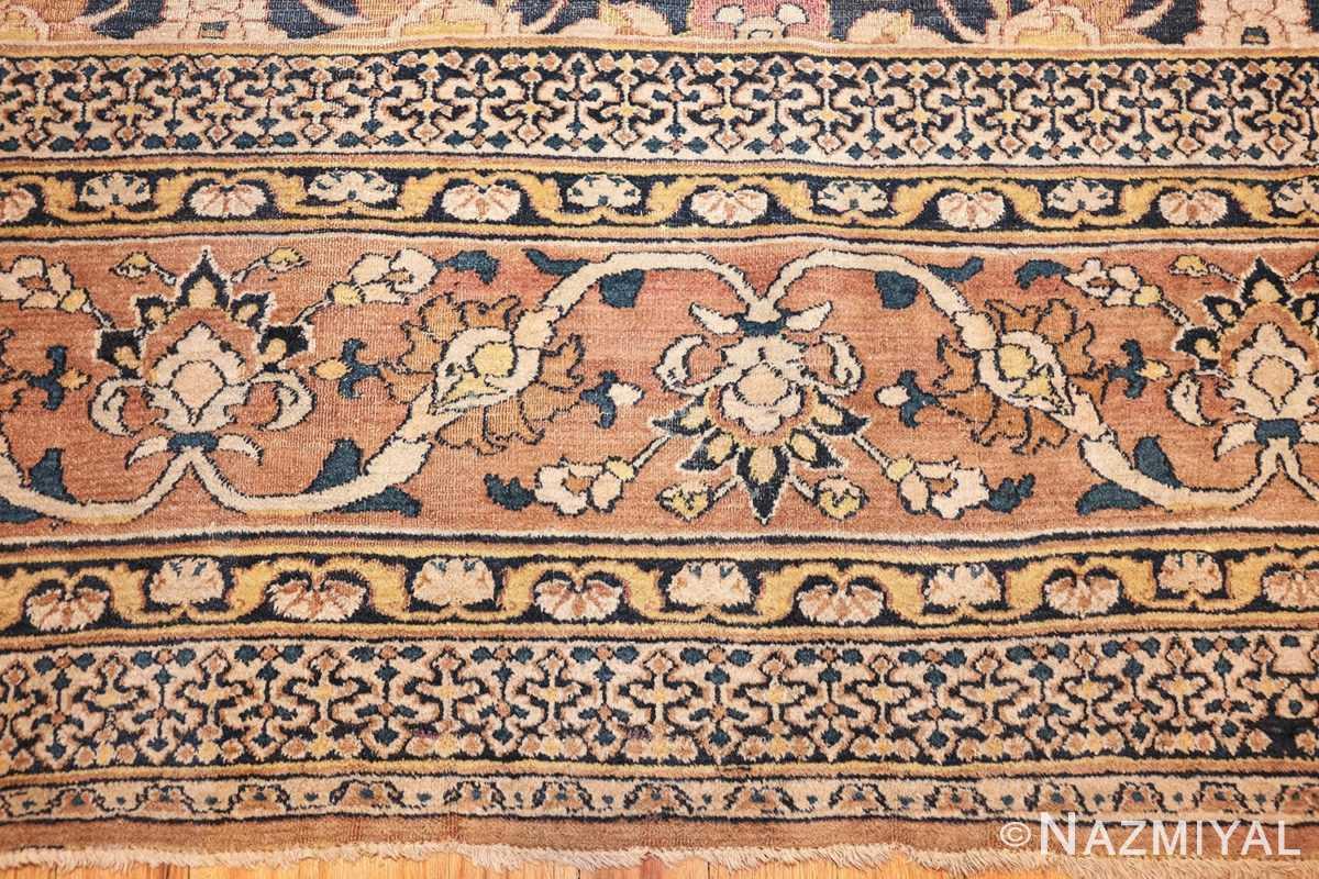 antique room sized persian khorassan carpet 50243 border Nazmiyal