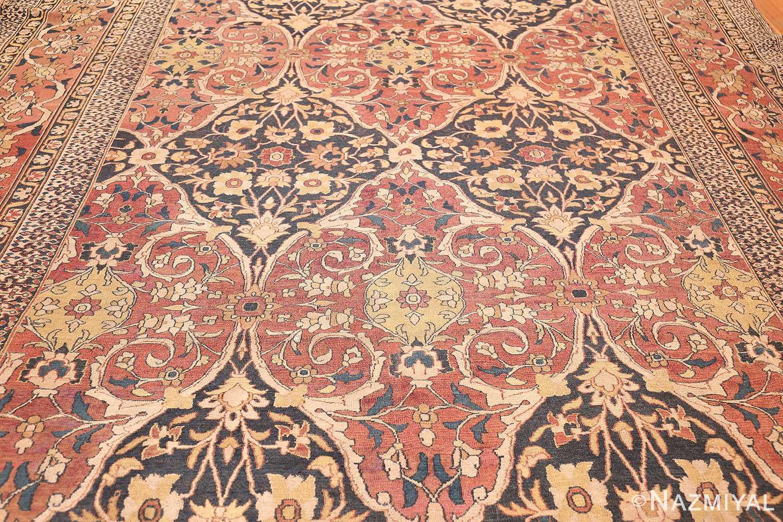 antique room sized persian khorassan carpet 50243 field Nazmiyal