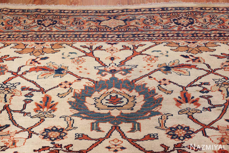antique sultanabad persian carpet 50282 top Nazmiyal