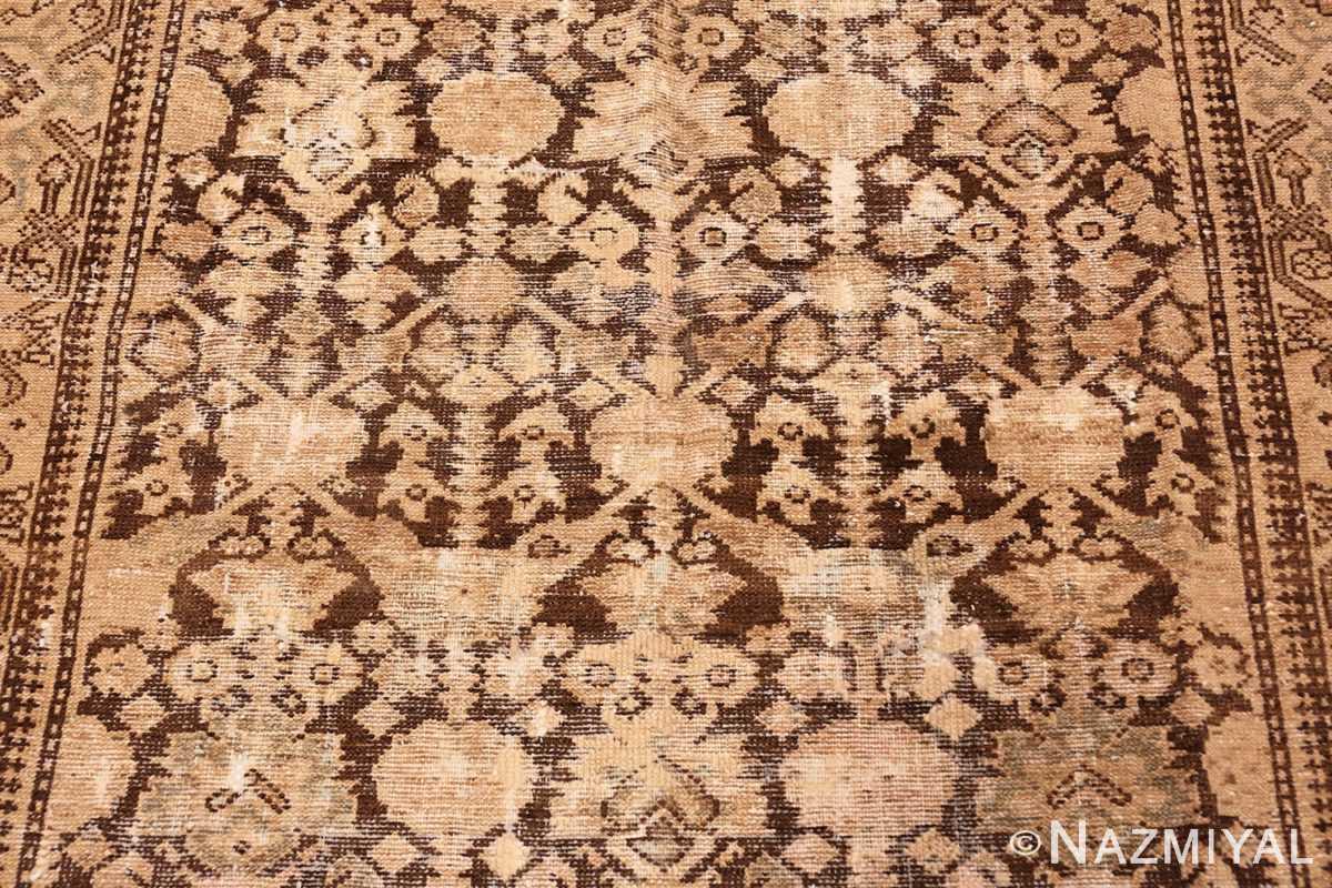 background Antique Persian Malayer carpet 50196 by Nazmiyal