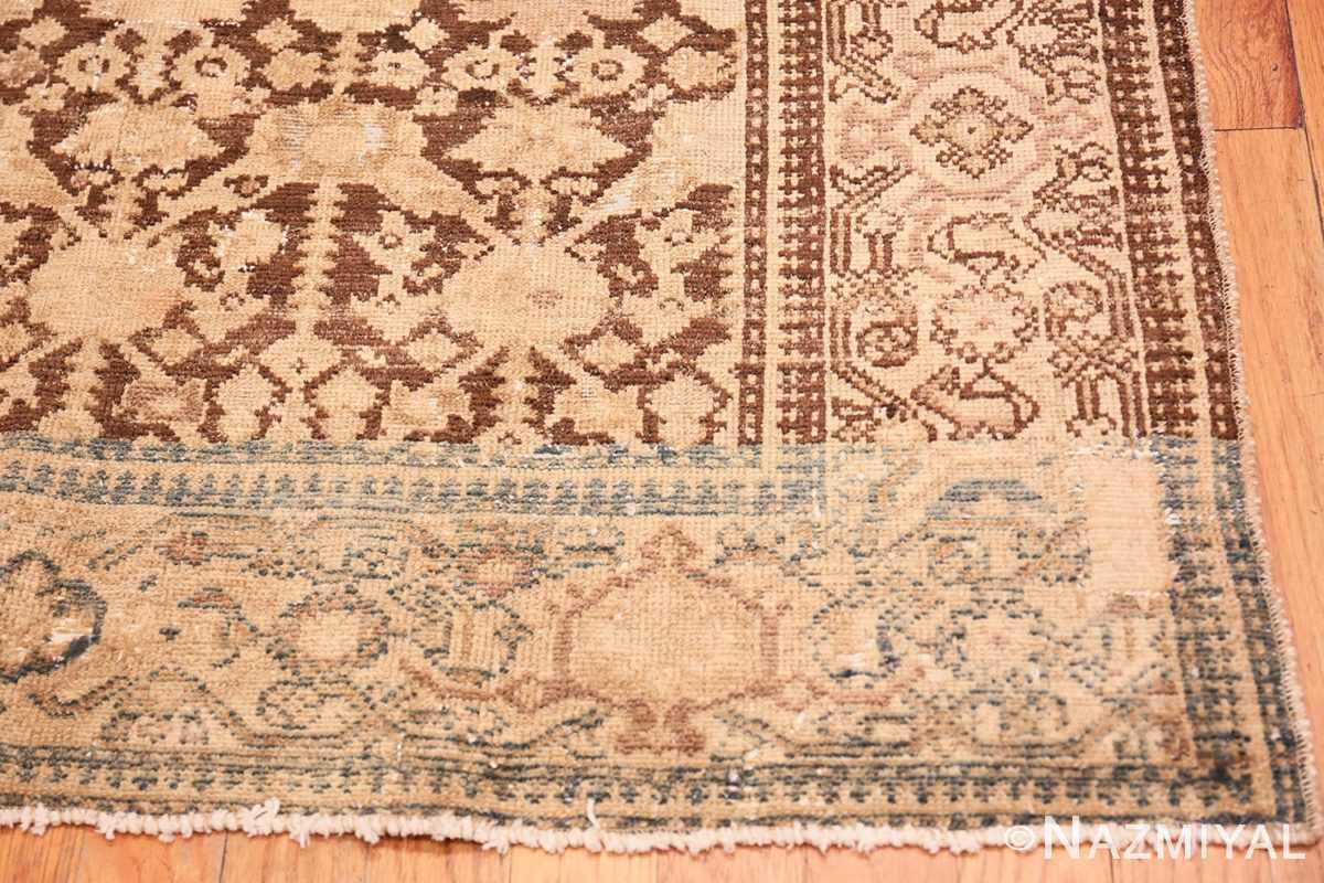 Corner Antique Persian Malayer carpet 50196 by Nazmiyal