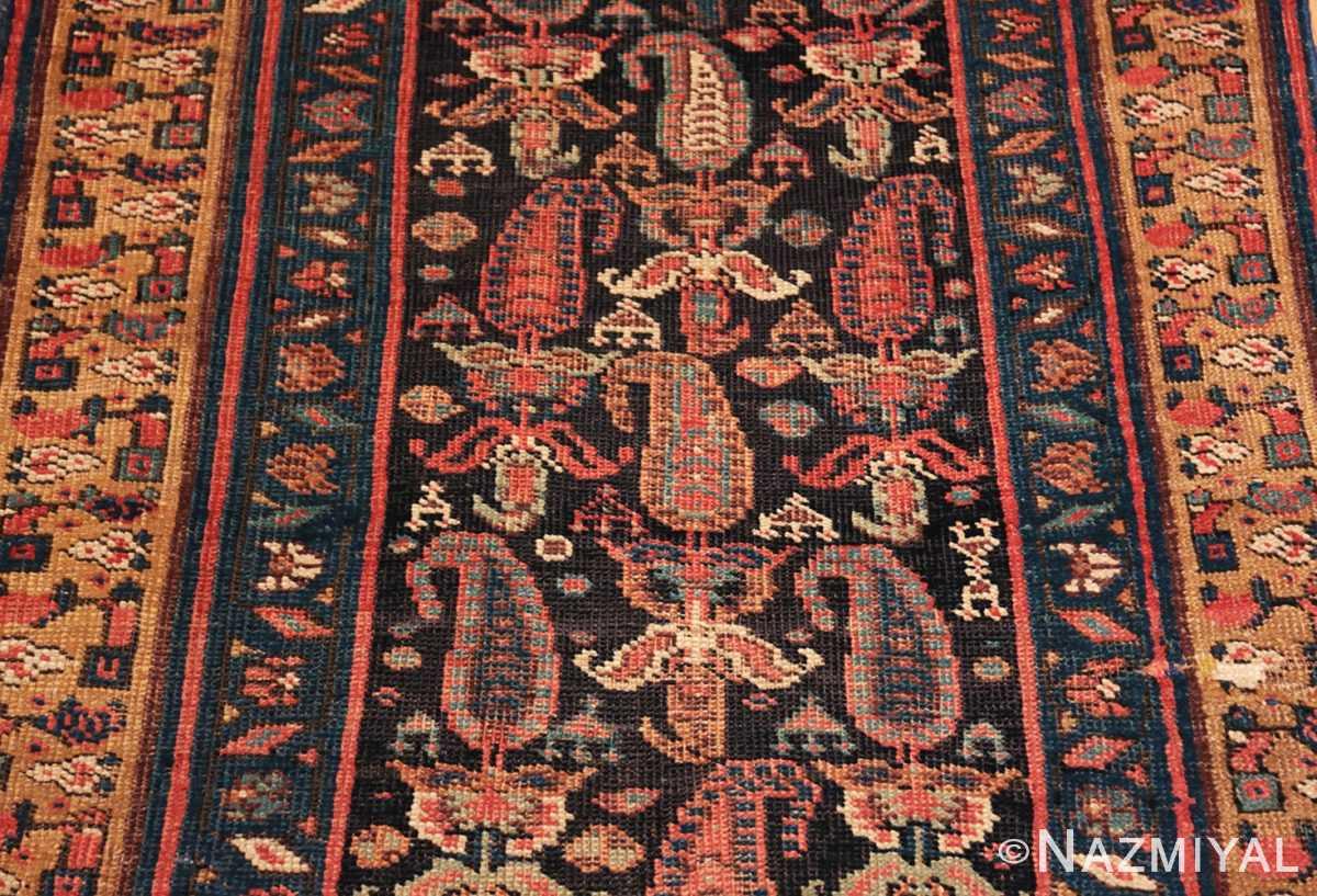 Field Antique Bidjar Persian runner rug 50280 by Nazmiyal