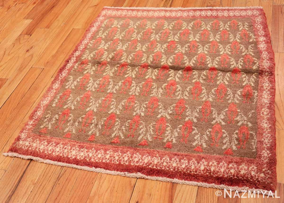 Full Art Deco Turkish rug 50334 by Nazmiyal