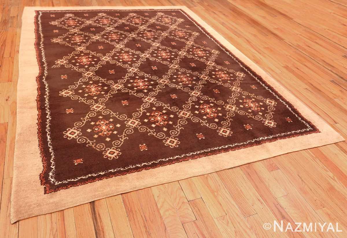 Full French Art Deco Carpet by Kinheim 50277 by Nazmiyal