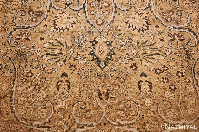 persian khorassan carpet 41815 closeup Nazmiyal