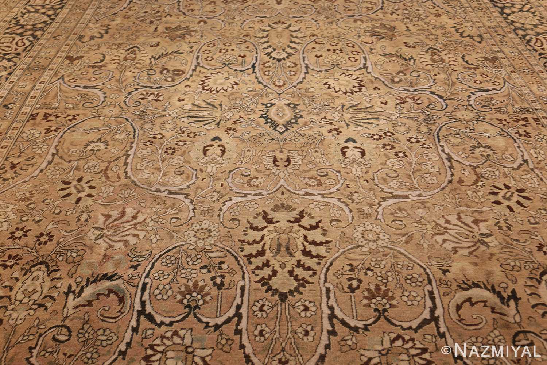 persian khorassan carpet 41815 field Nazmiyal