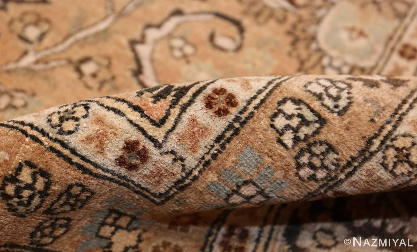 persian khorassan carpet 41815 pile Nazmiyal