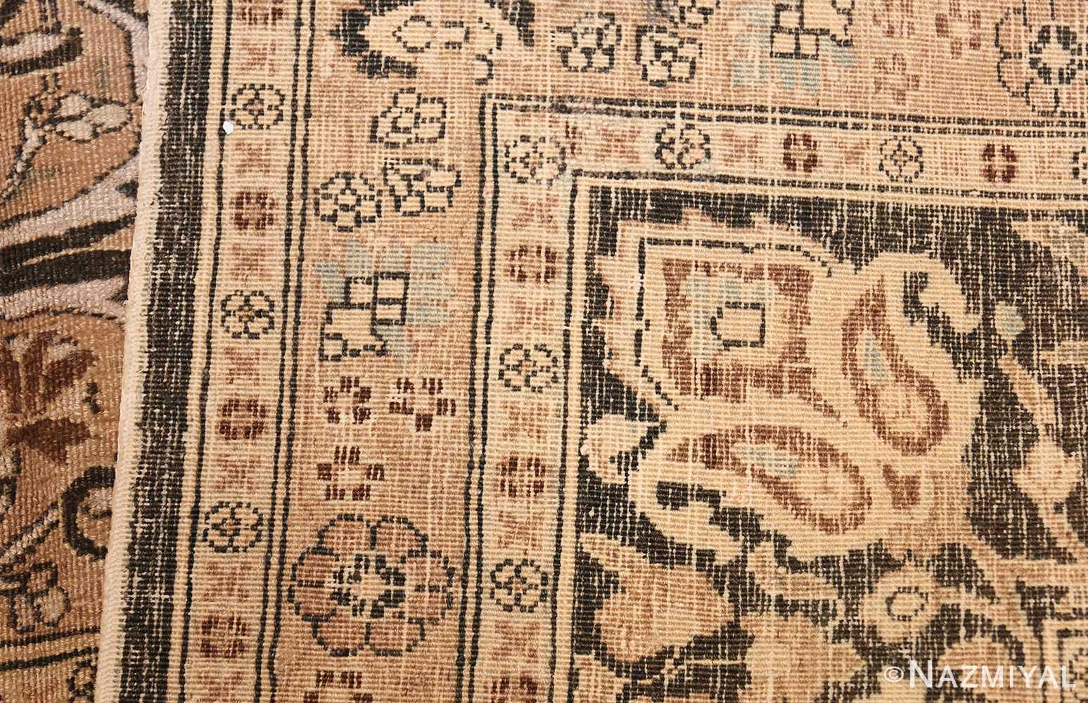 persian khorassan carpet 41815 weave Nazmiyal