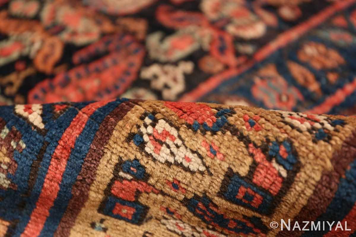 Pile Antique Bidjar Persian runner rug 50280 by Nazmiyal