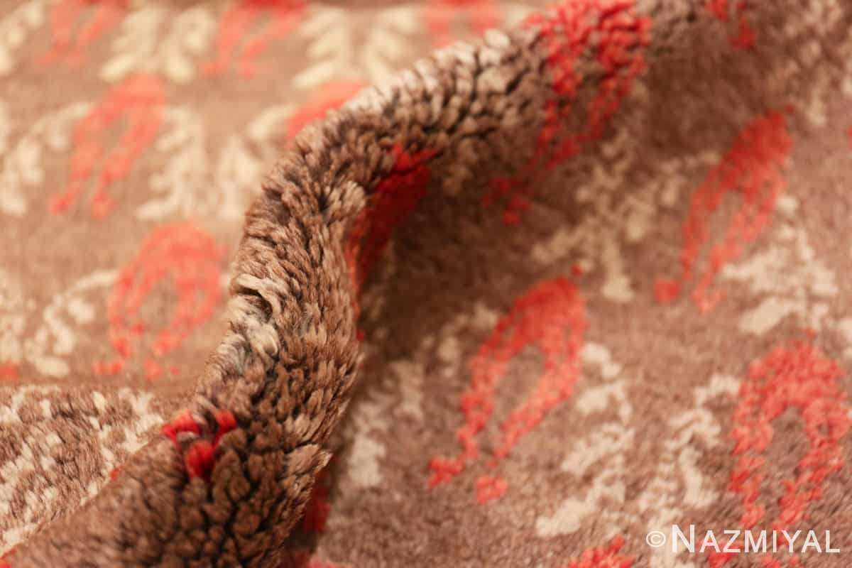 Pile Art Deco Turkish rug 50334 by Nazmiyal