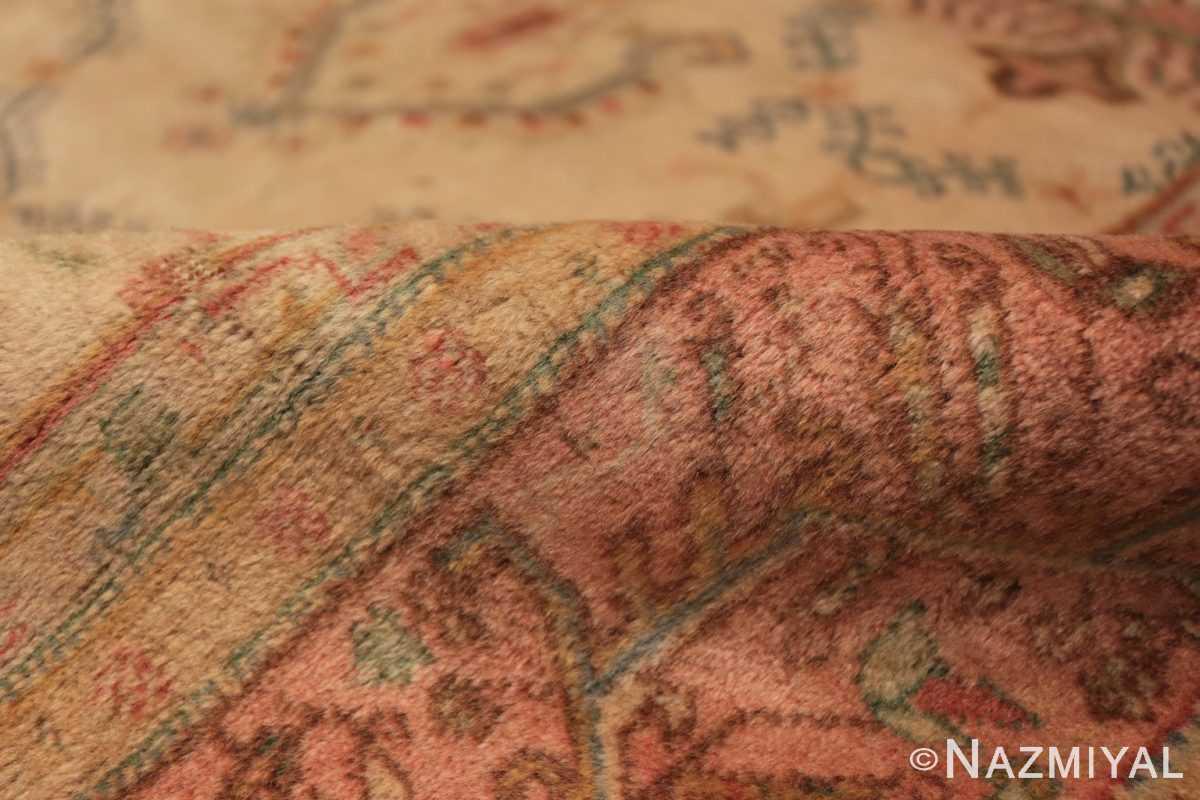 Pile Vintage Turkish Sivas carpet 50327 by Nazmiyal Antique Rugs in NYC