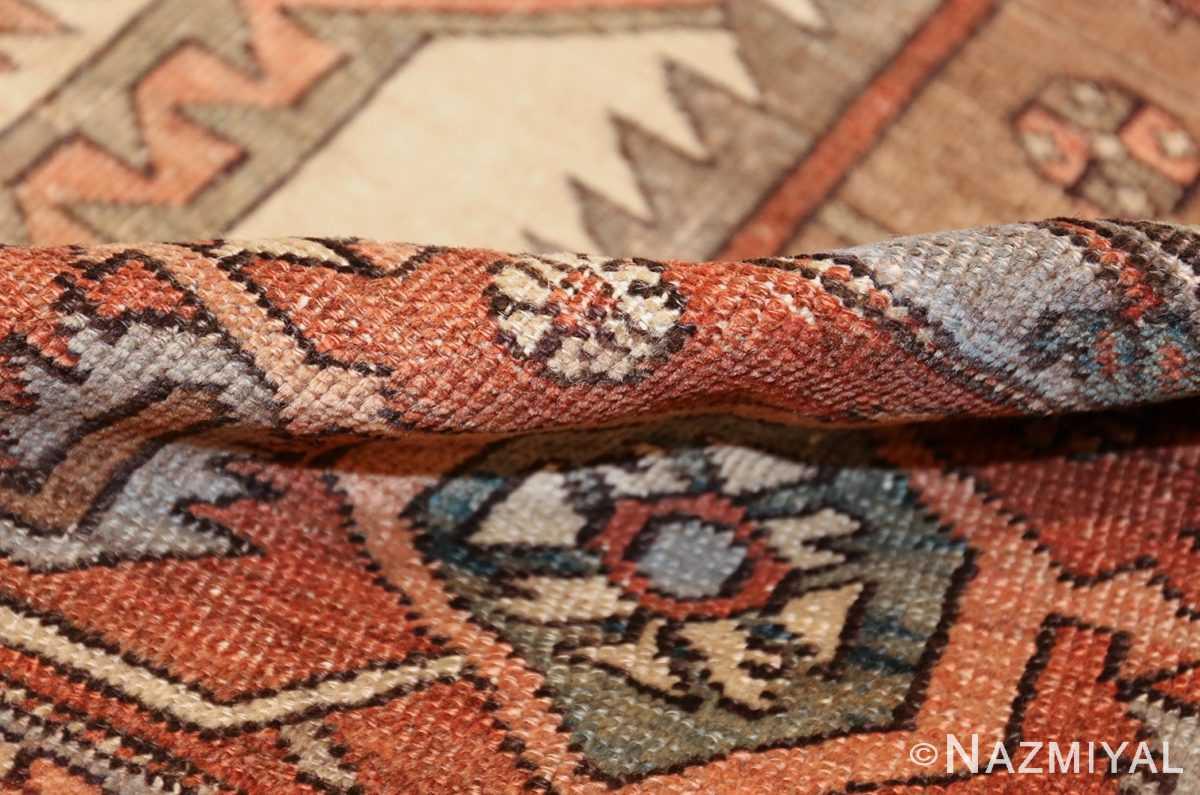 room sized antique persian serapi carpet 50016 pile Nazmiyal