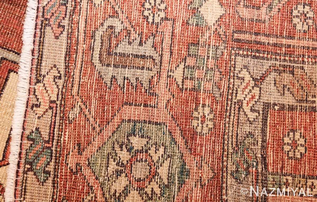 room sized antique persian serapi carpet 50016 weave Nazmiyal