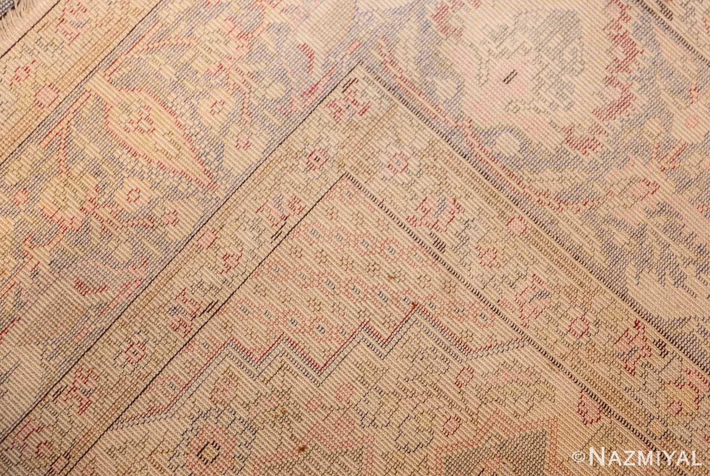 silk antique keysari turkish rug 50245 weave Nazmiyal