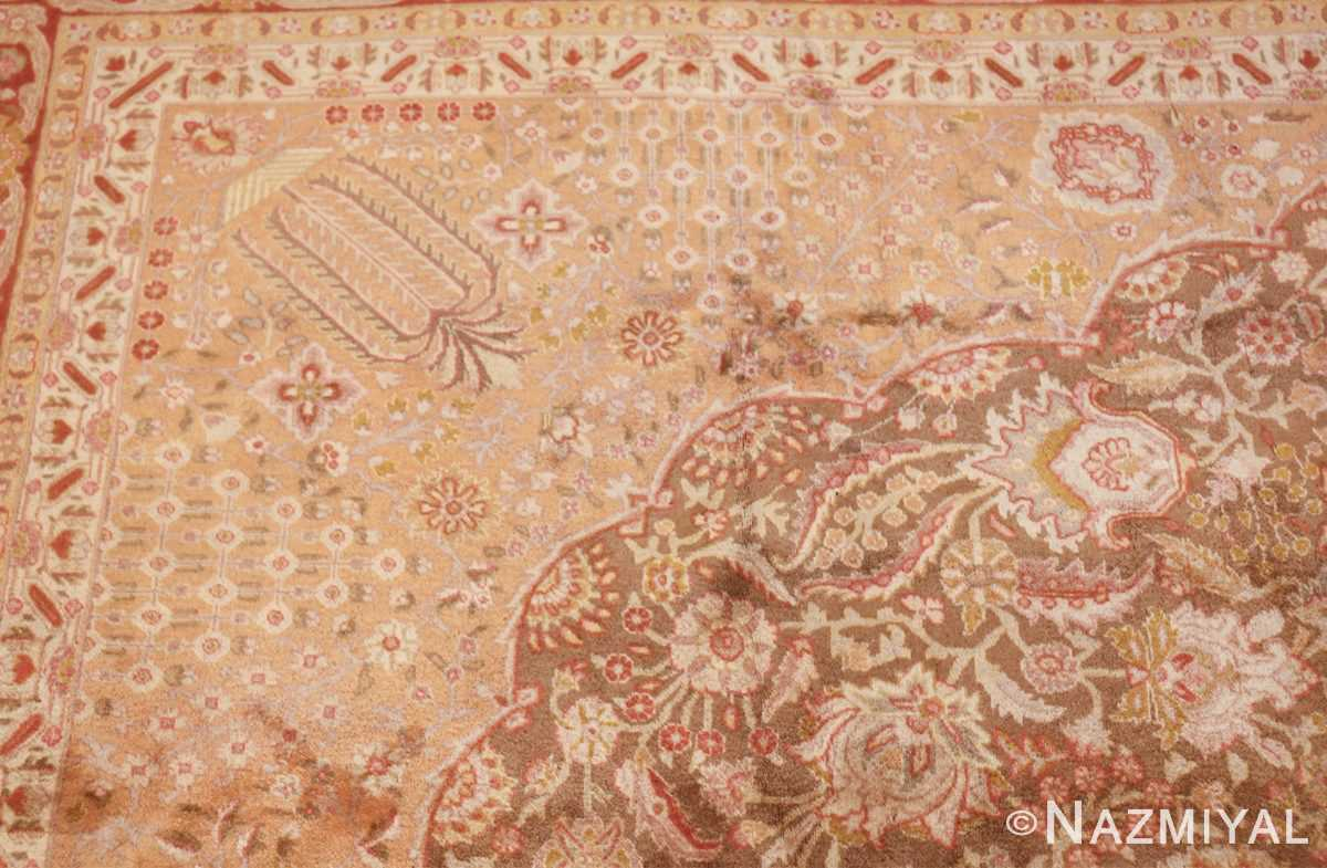 vintage room sized persian tabriz carpet 50259 design Nazmiyal