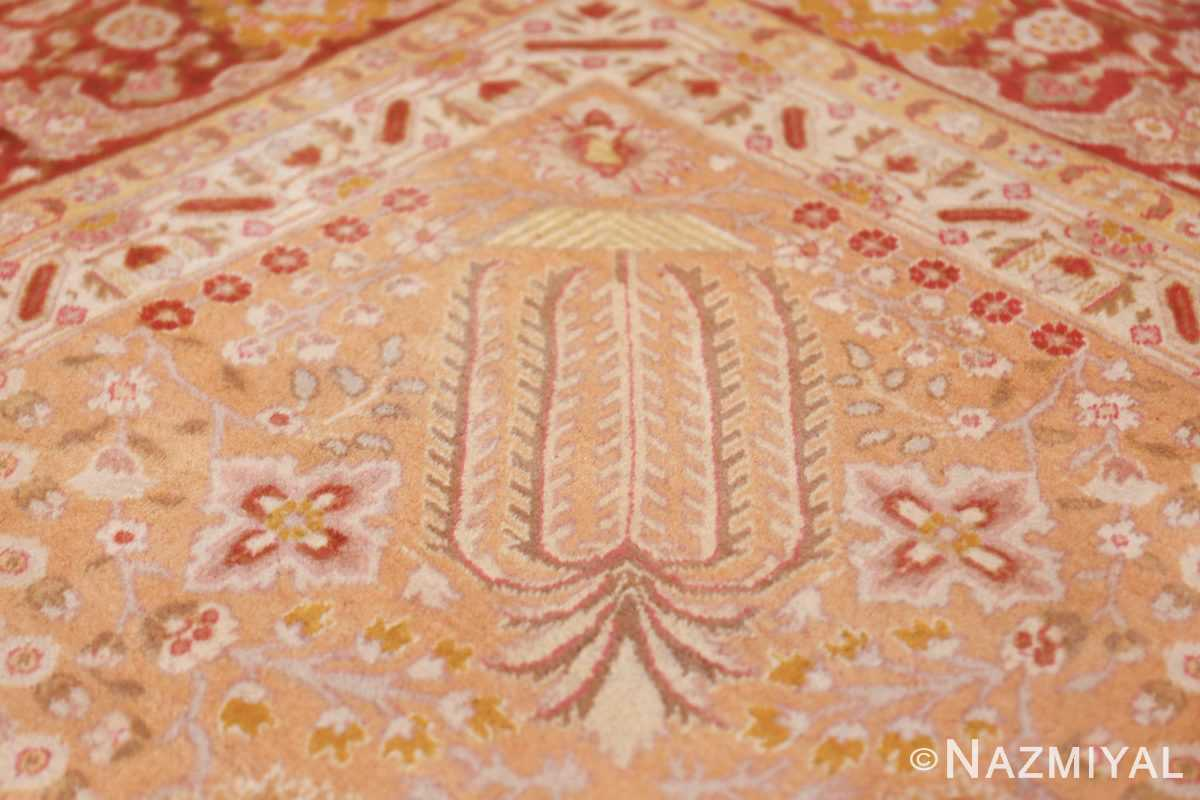 vintage room sized persian tabriz carpet 50259 symbol Nazmiyal