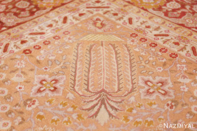 vintage room sized persian tabriz carpet 50259 symbol Nazmiyal