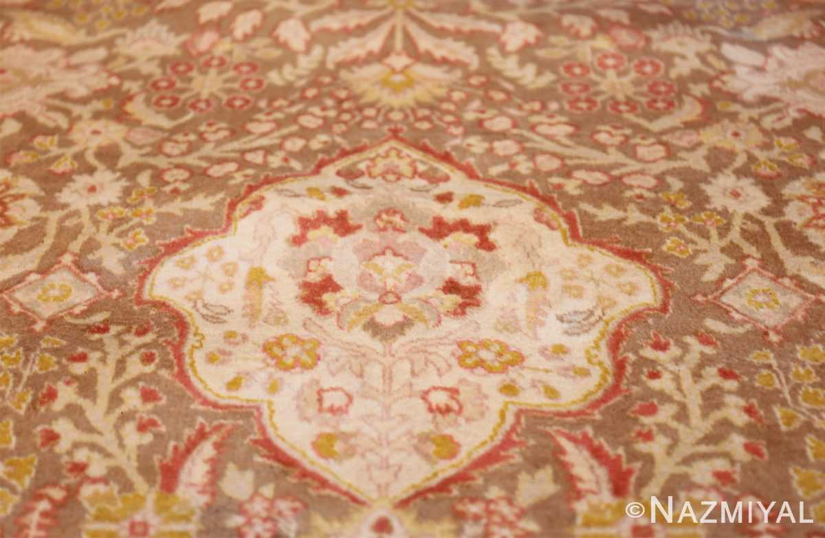 vintage room sized persian tabriz carpet 50259 tiara Nazmiyal