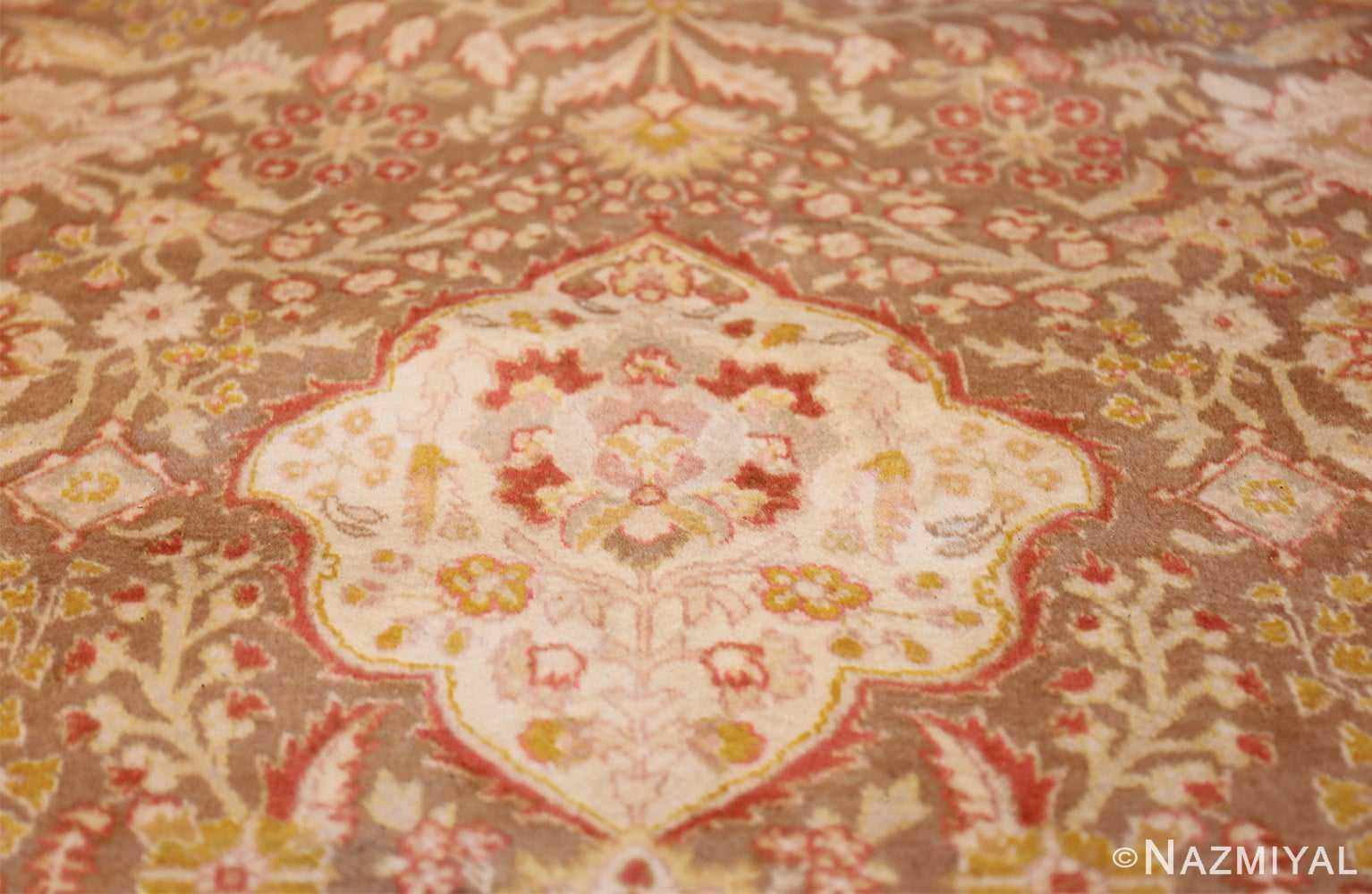 vintage room sized persian tabriz carpet 50259 tiara Nazmiyal