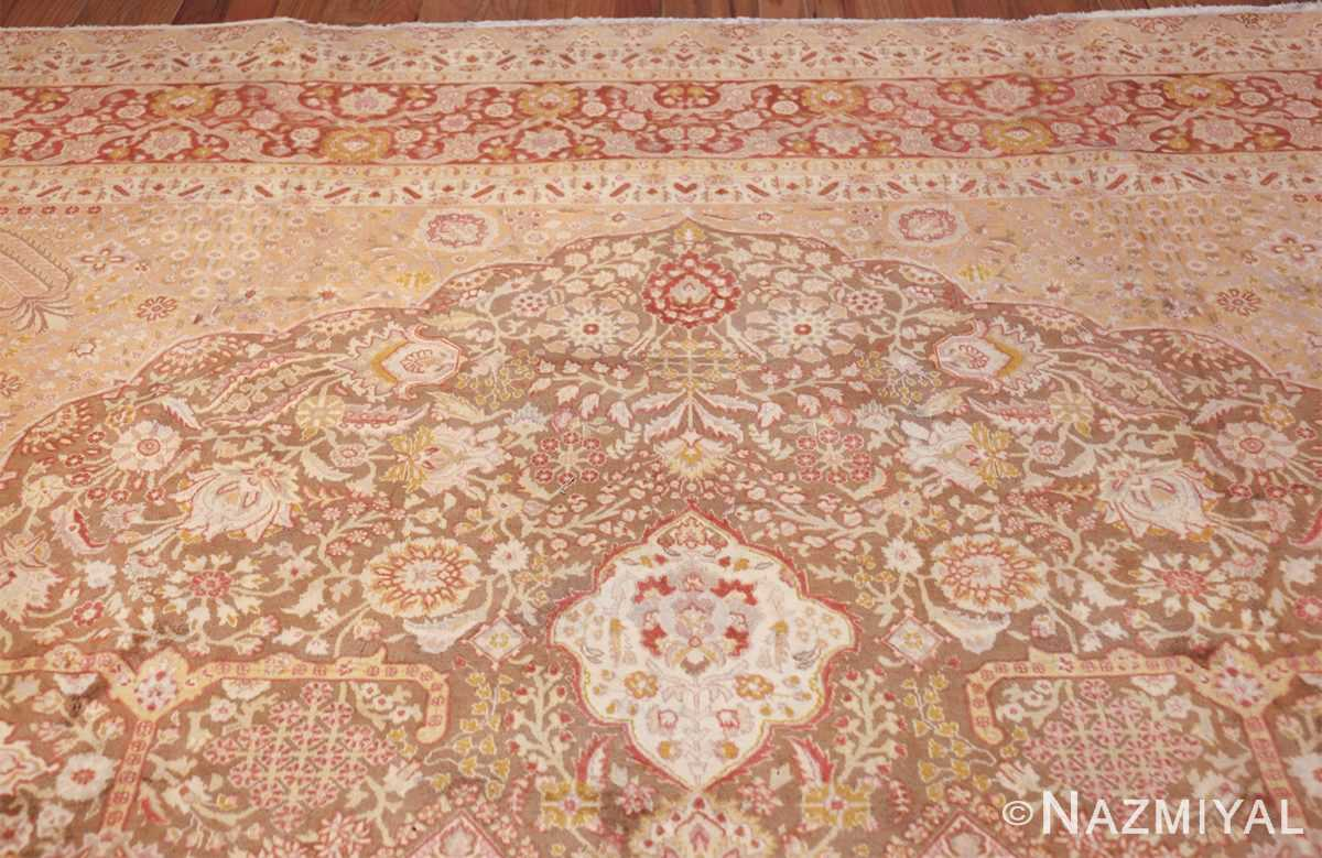 vintage room sized persian tabriz carpet 50259 top Nazmiyal