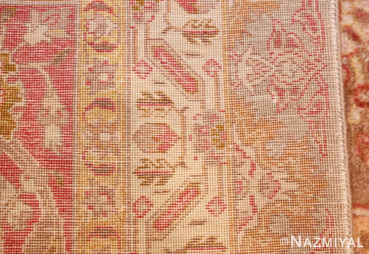vintage room sized persian tabriz carpet 50259 weave Nazmiyal