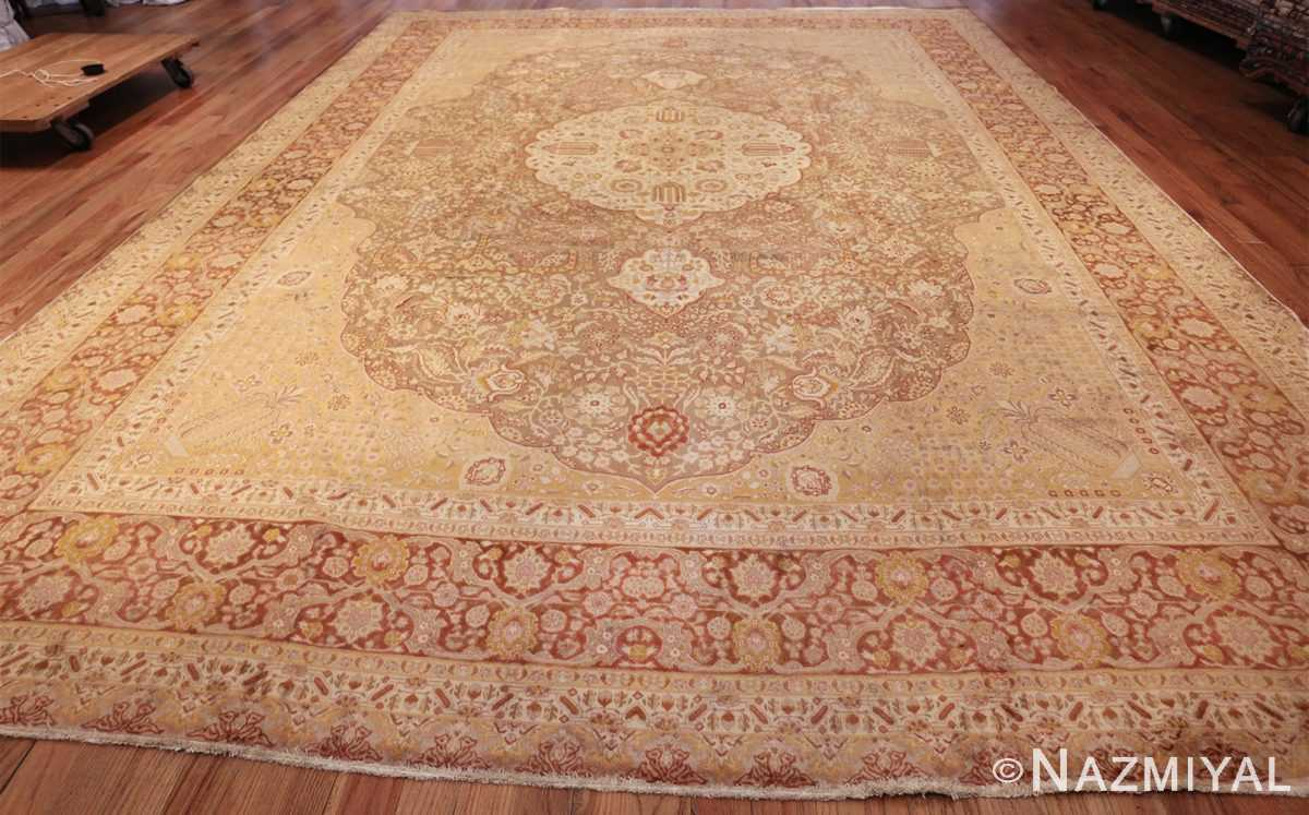 vintage room sized persian tabriz carpet 50259 whole Nazmiyal